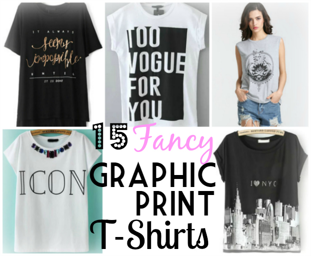 15 Fancy Graphic T-Shirts under 20$ for all you Statement Lovers out there | Funky Jungle, fashion and personal style blog