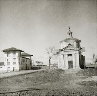 Abuelohara Leganes Iglesia de San Nicasio