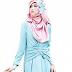Kumpulan Gambar Dress Muslimah Terbaru