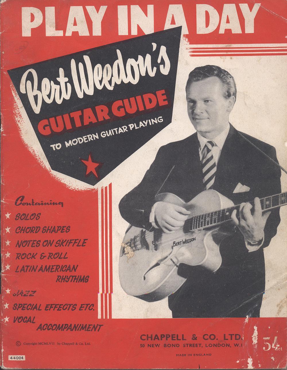 Gary Deacon - Solo Guitarist: December 2012