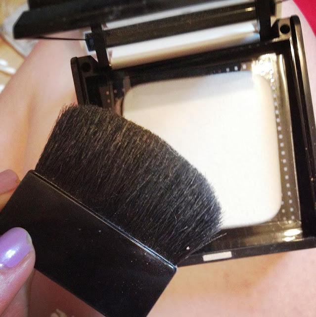 Benefit Powder and Brush