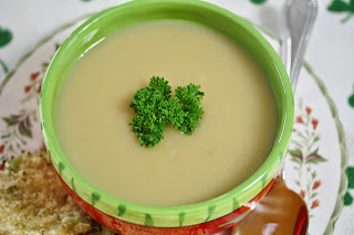 Irish Potato Soup    from Best of Long Island and Central Florida