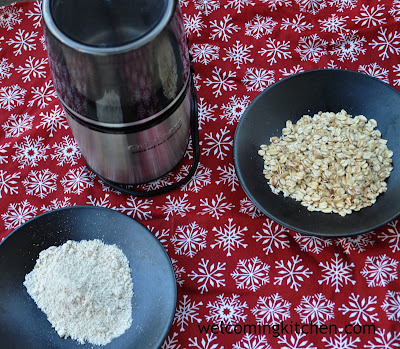 Make Oat Flour Using a Spice Grinder