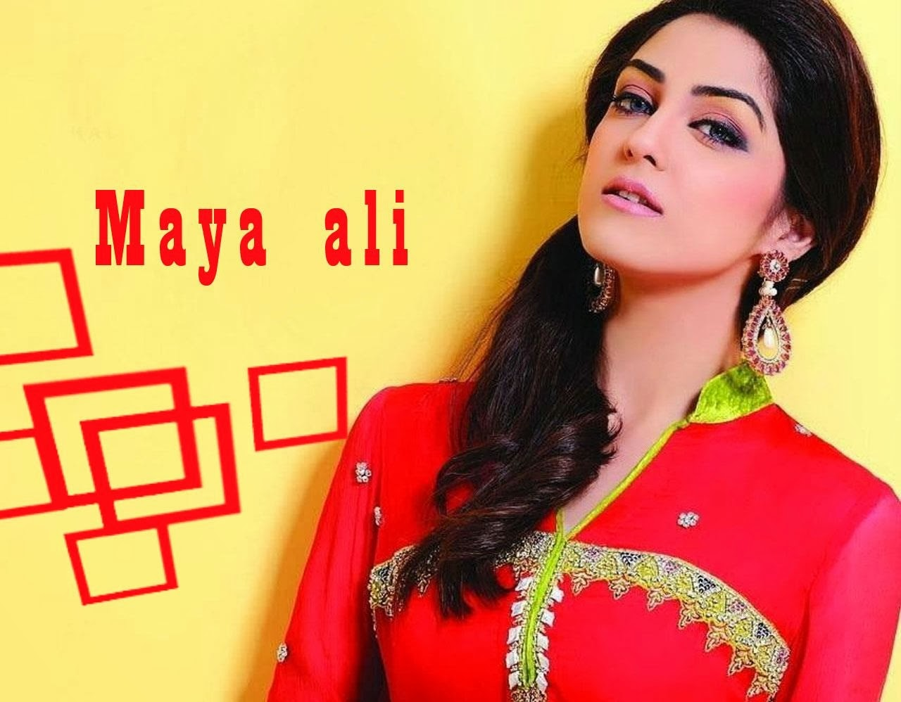 Maya Ali HD Wallpapers Free Download