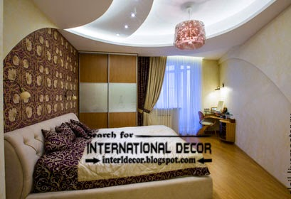 plaster ceiling designs and repair for bedroom ceiling, plaster ceiling backlight