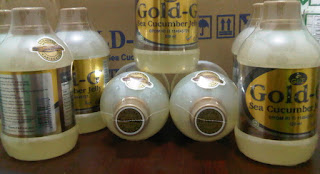 Jelly Gamat Gold G 320 ml Tanjungsari