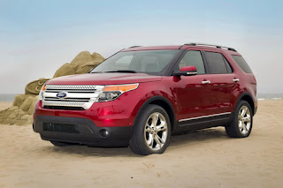 2011 Ford Explorer Wallpapers