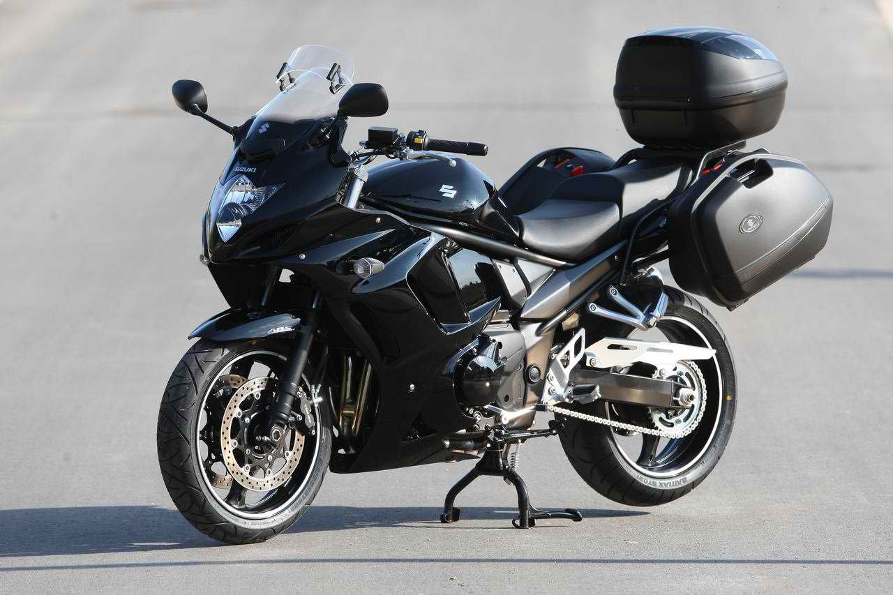 2012 suzuki gsx1250fa impressively powerful motorboxer. Black Bedroom Furniture Sets. Home Design Ideas