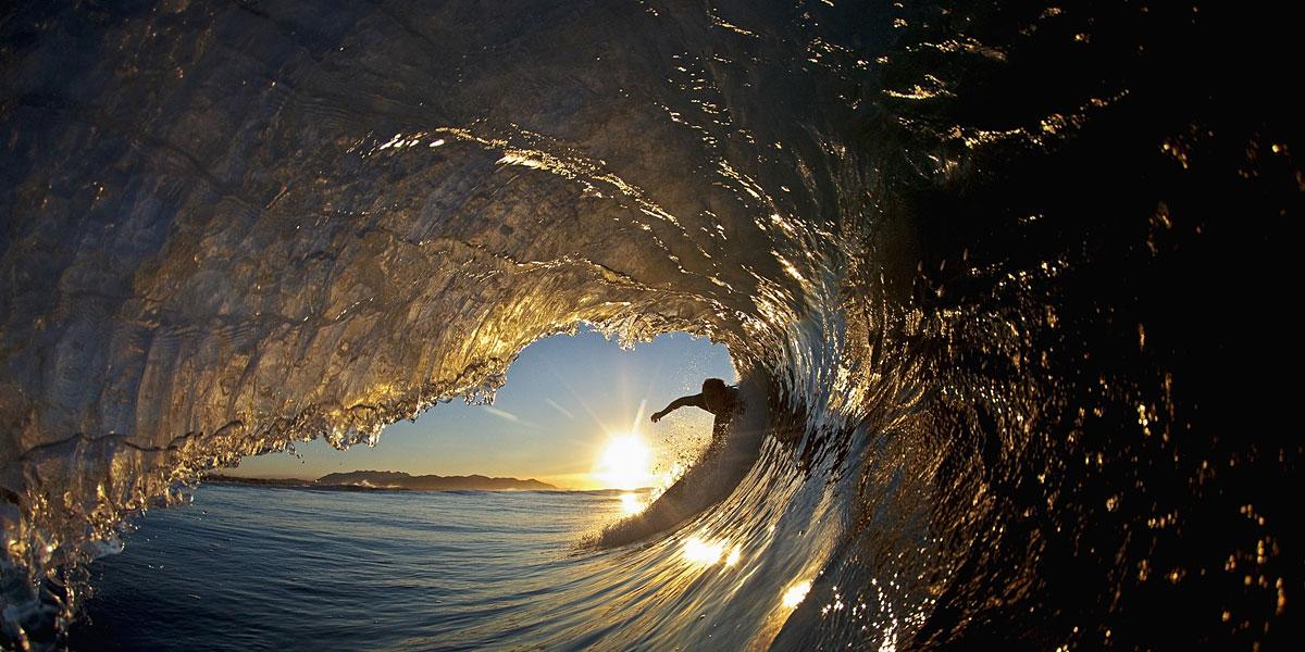 Sunset Ocean l 300+ Muhteşem HD Twitter Kapak Fotoğrafları
