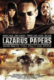 Ver The Lazarus Papers Película Online (2011)