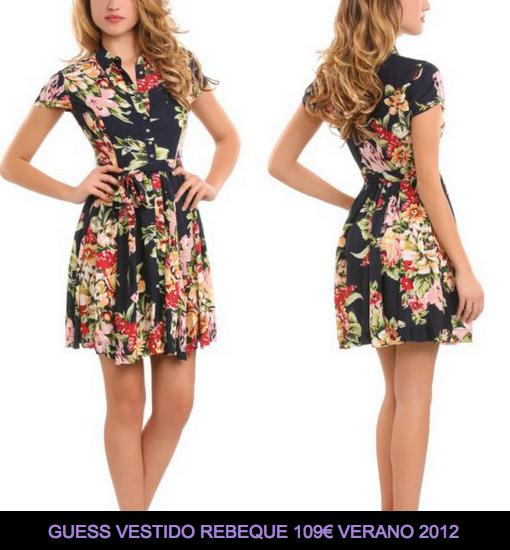 vestidos verano de flores