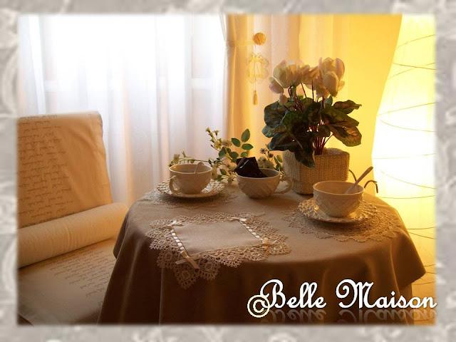 Belle maison: gennaio 2012
