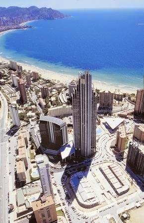 edificio intempo con m y plantas es el quinto edificio ms alto de espaa y la segunda torre residencial ms alta de europa y que en la actualidad