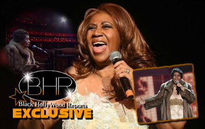 """Aretha Franklin Steals The Show While Performing """"Natural Women"""" At The Kennedy Center"""