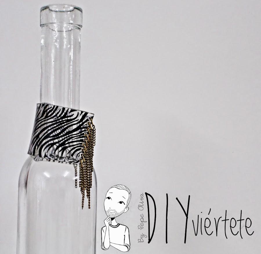 DIY-plástico mágico-pulsera-brazalete-bisutería-144