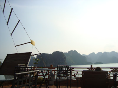 Cruise on Halong Bay