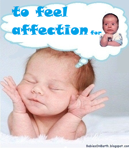 to feel affection for