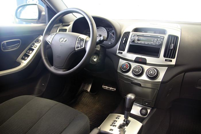 Hyundai elantra 2007 review