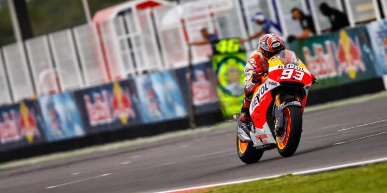 Hasil Kualifikasi MotoGP Argentina 2014