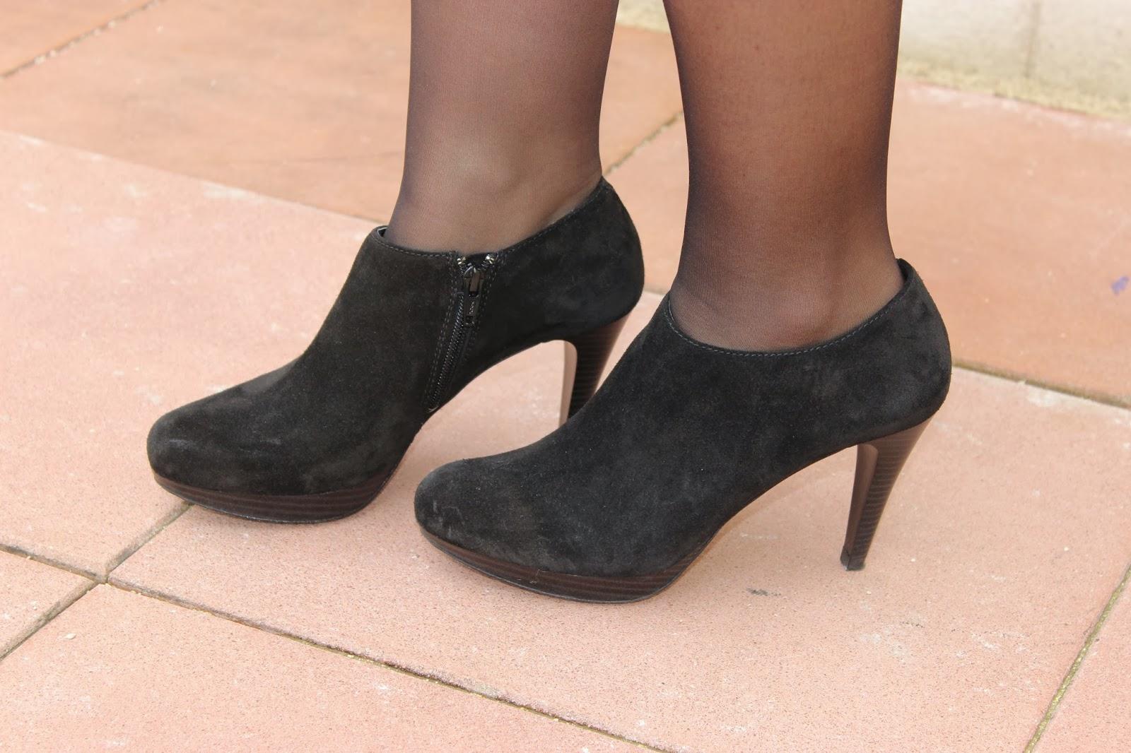 robe naf naf low boots naf naf