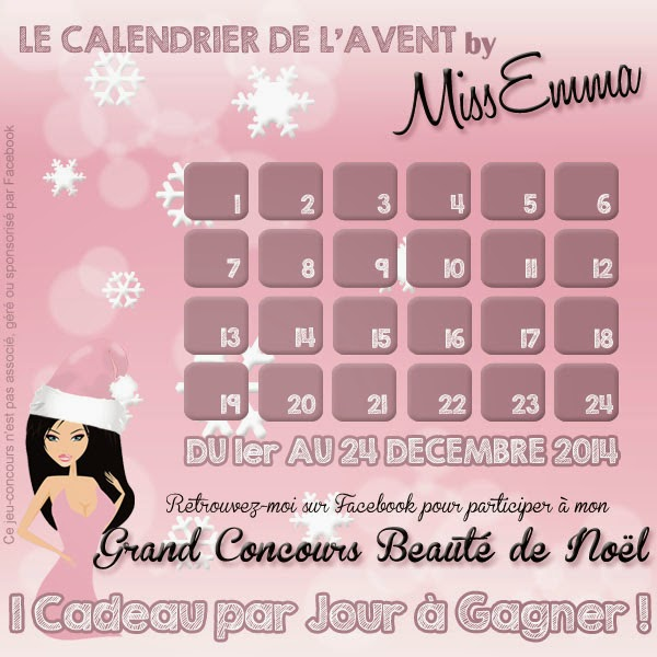 Calendrier de l'Avent by MissEmma