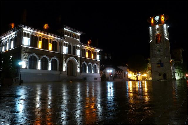 Plaza de la Torre Ştefan
