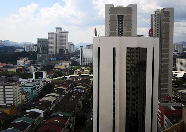 housing for the poor in Kuala Lumpur in Malaysia