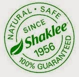 Shaklee is Natural and Safe Products, 100% Guaranteed Since 1956.