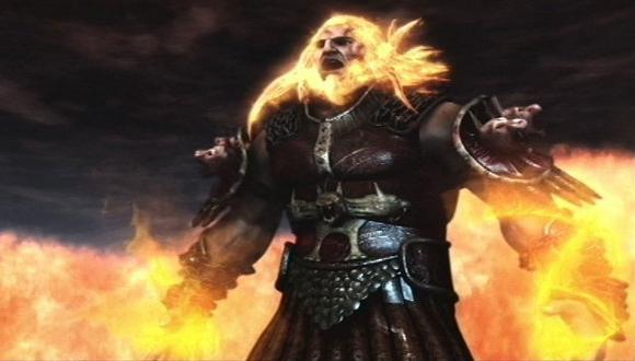 Foto divulgação: God of War Especial 3