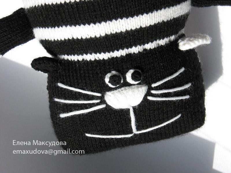 Подушка для кота связать