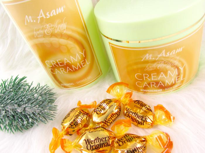 Review: M. Asam - Creamy Caramel Geschenk Set
