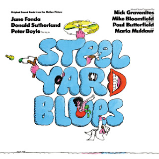 Nick Gravenites & Michael Bloomfield's Steelyard Blues