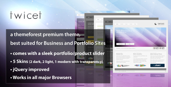 35 Most Popular themes on ThemeForest by Kriesi - Download