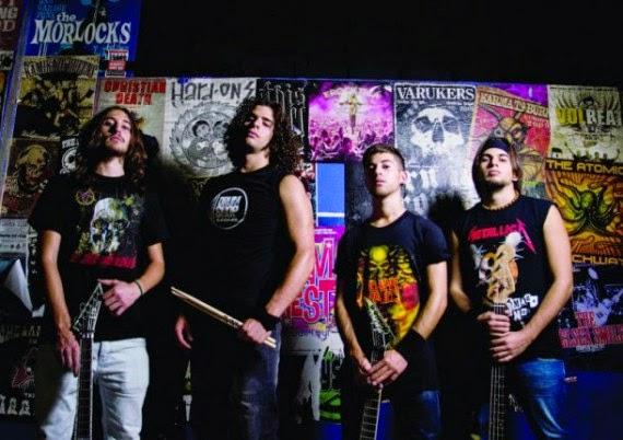 Ultra-Violence - band