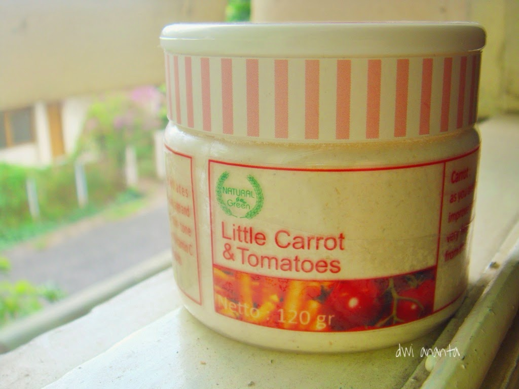 Honeysuckle Review Natural Green Lulur Wajah Little Carrot Nature Organic Bengkoang Milk Sudah Lebih Dari Setahun Aku Memakai Ini Sejauh Hasilnya Memang Memuaskan Oh Ia Konon Katanya Adalah Produk Skincare Organik