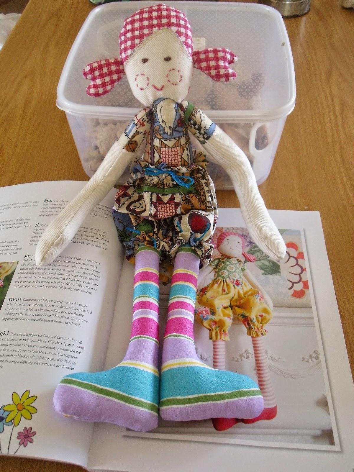 sewn toy tales melanie hurlston