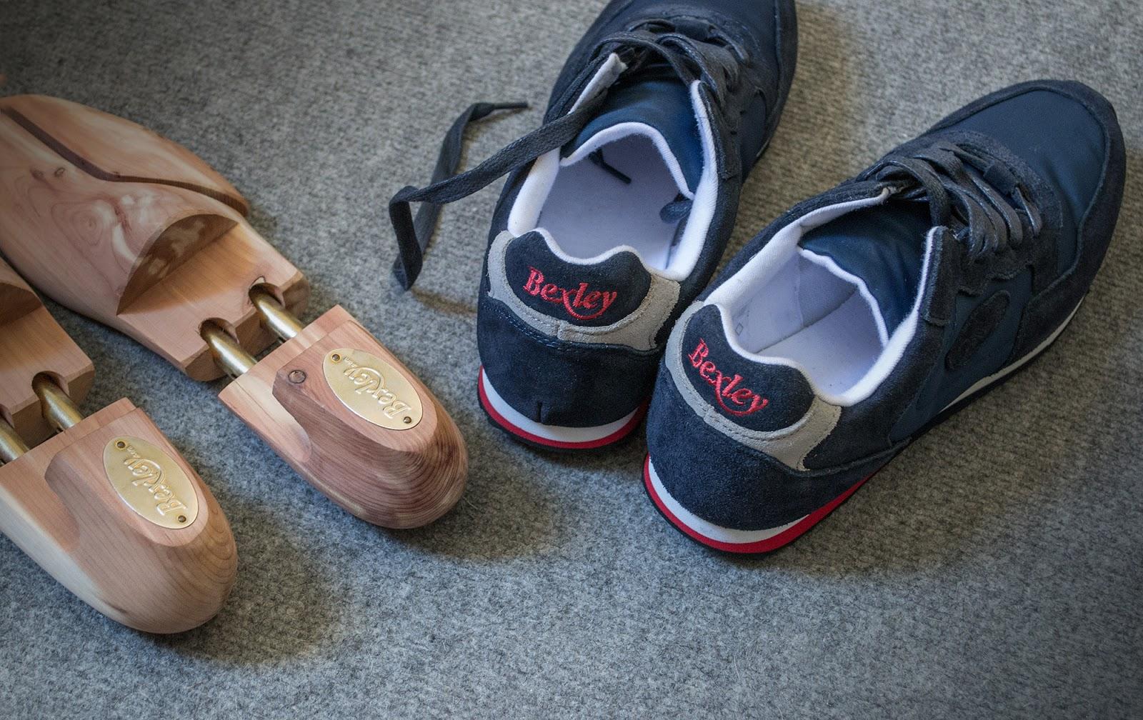 Review zapatillas deportivas modelo Sydney de Bexley.