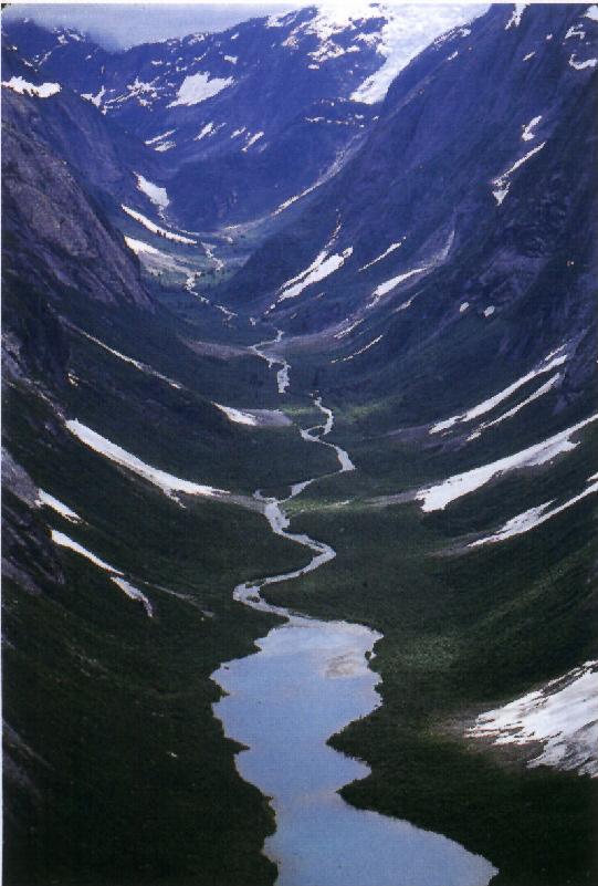 u shaped valley - photo #13