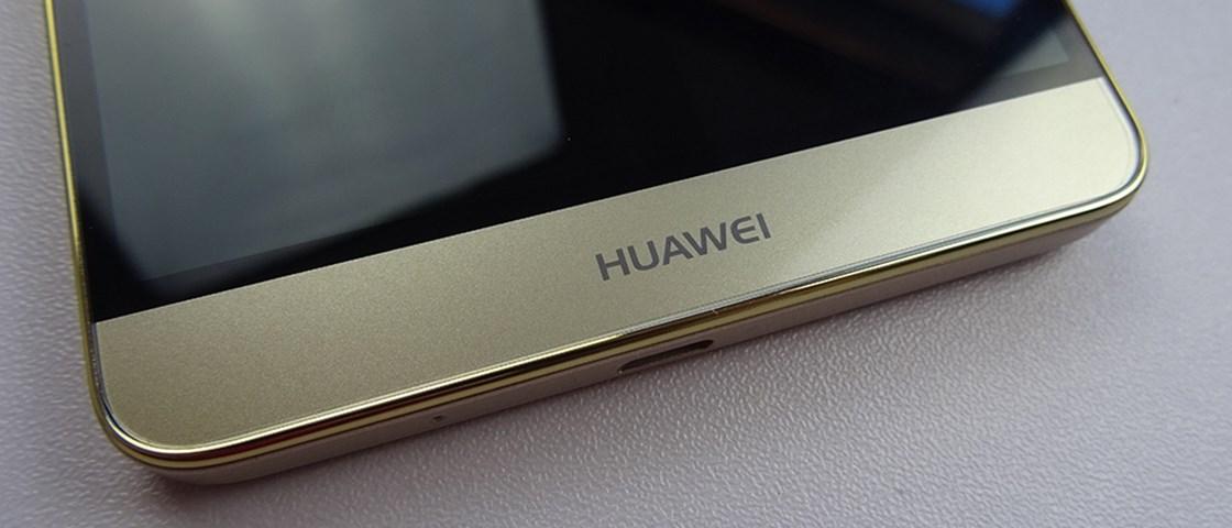 Vazam imagens de novo smartphone da Huawei