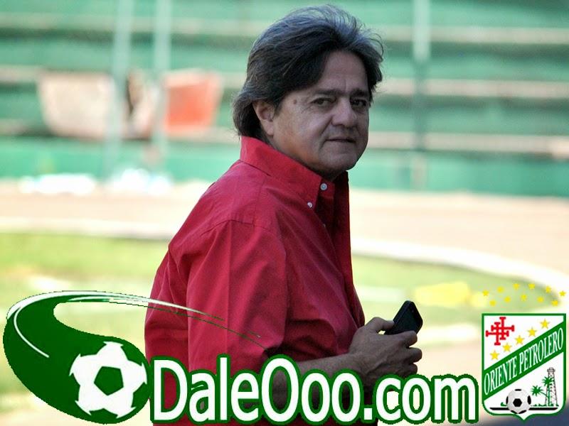 Oriente Petrolero - Jose Ernesto Keko Álvarez - DaleOoo.com sitio del club Oriente Petrolero