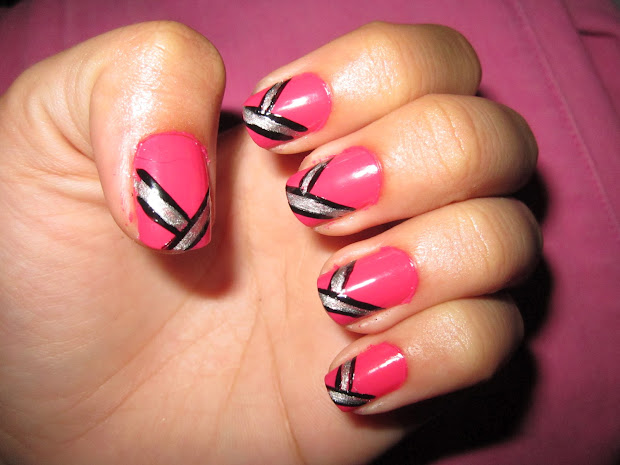 steph- nail art
