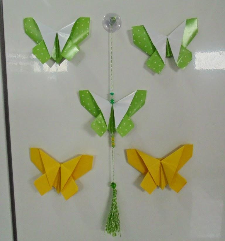 borboleta com ima