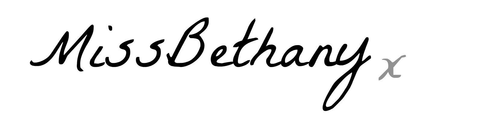 MissBethanyx