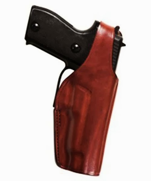 Bianchi 1016047 19 Tan Holster Fits Glock 19/23 Thumbsnap (Right Hand)