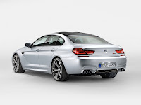 2014 BMW M6 Gran Coupe car pictures 4