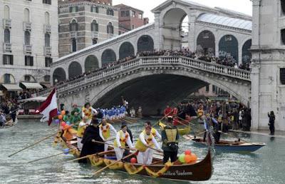 Venecia, Italia turismo