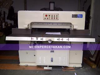 Mesin Potong Kertas QZ205A