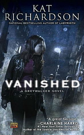 Kat Richardson Vanished Greywalker #4