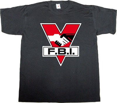 fbi big brother george orwell t-shirt ephemeral-t-shirts