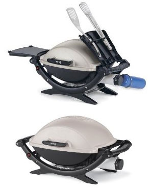 weber 396002 q 200 portable gas grill review. Black Bedroom Furniture Sets. Home Design Ideas